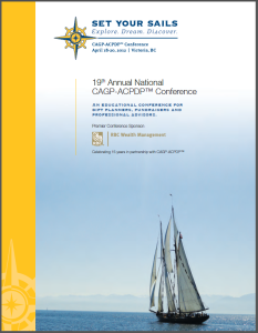 CAGP Conf Program 2012 Cover ENGLISH
